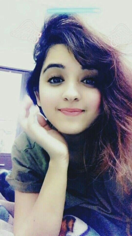 Indian beautiful girl selfie