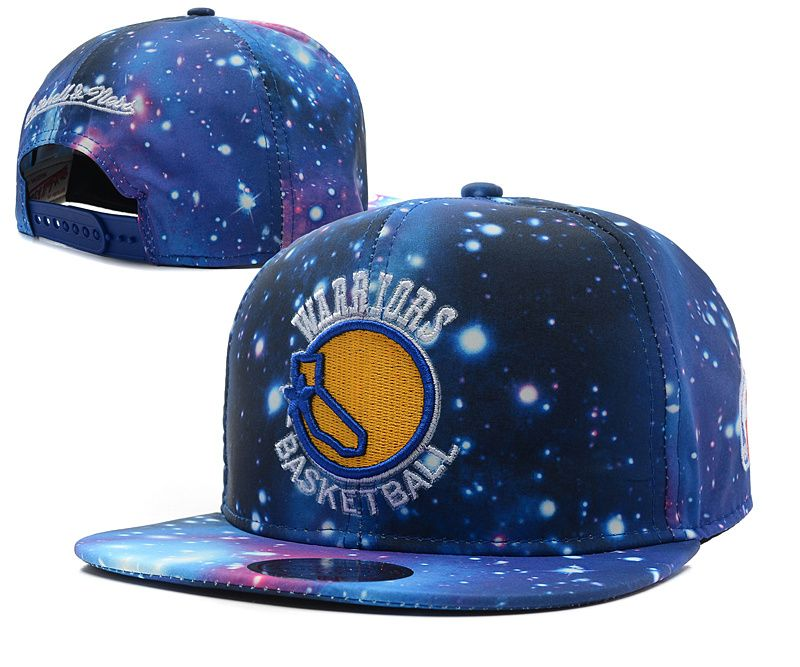 8a146e95c788a Golden State Warriors Mitchell And Ness Snapback Hats Galaxy Blue 013 8327!  Only $8.90USD