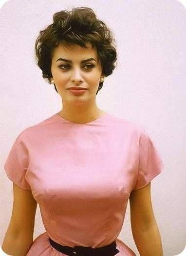 "fybombshells: ""Sophia Loren """
