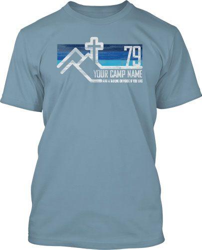 retro winter camp t shirt design 401 - T Shirt Design Ideas Pinterest