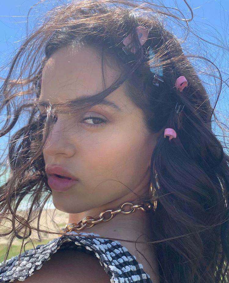 """ROSALÍA en Instagram """"🐬💕🐬💕🐬💕🐬"""" Makeup, Trucco"""