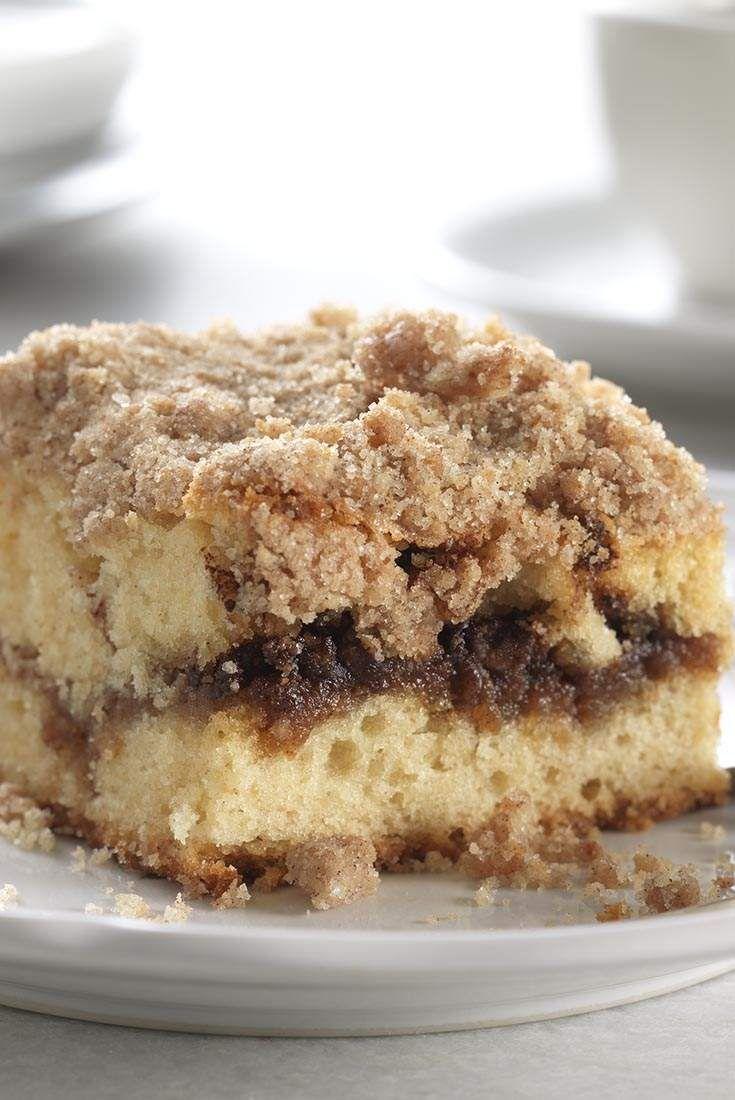 Cinnamon Streusel Coffeecake Recipe Cakes Pinterest Recipes