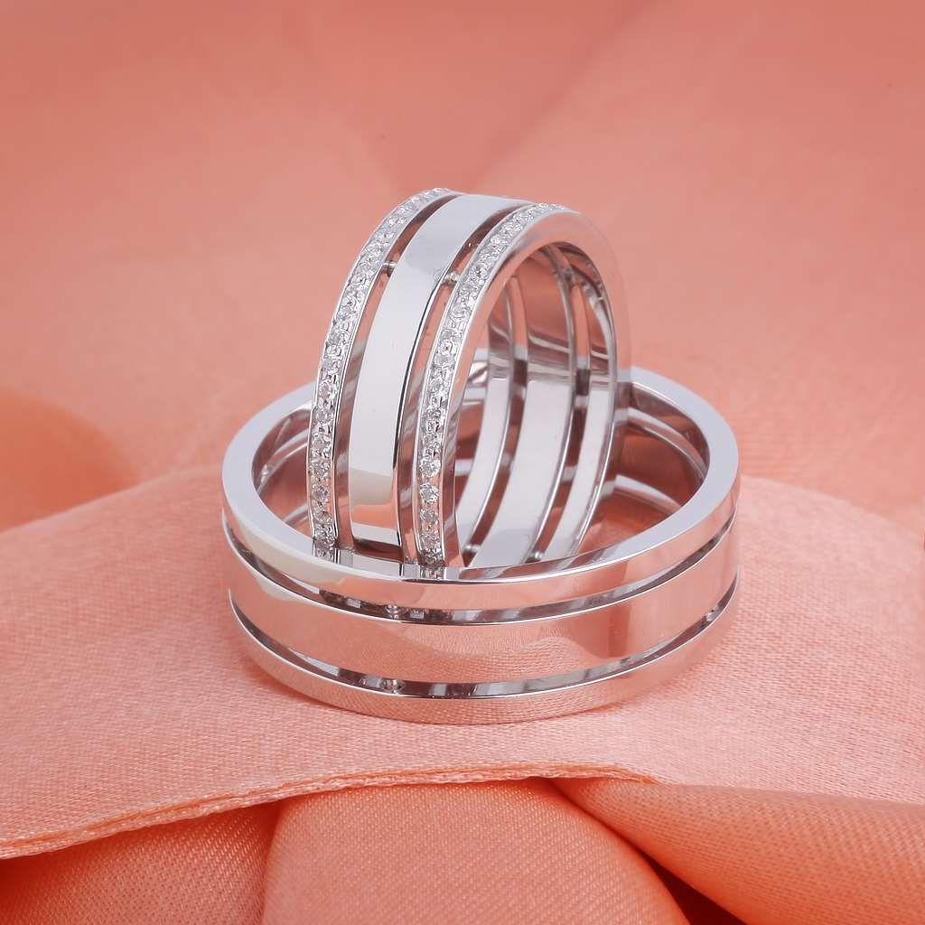 Обручальные кольца : стиль \