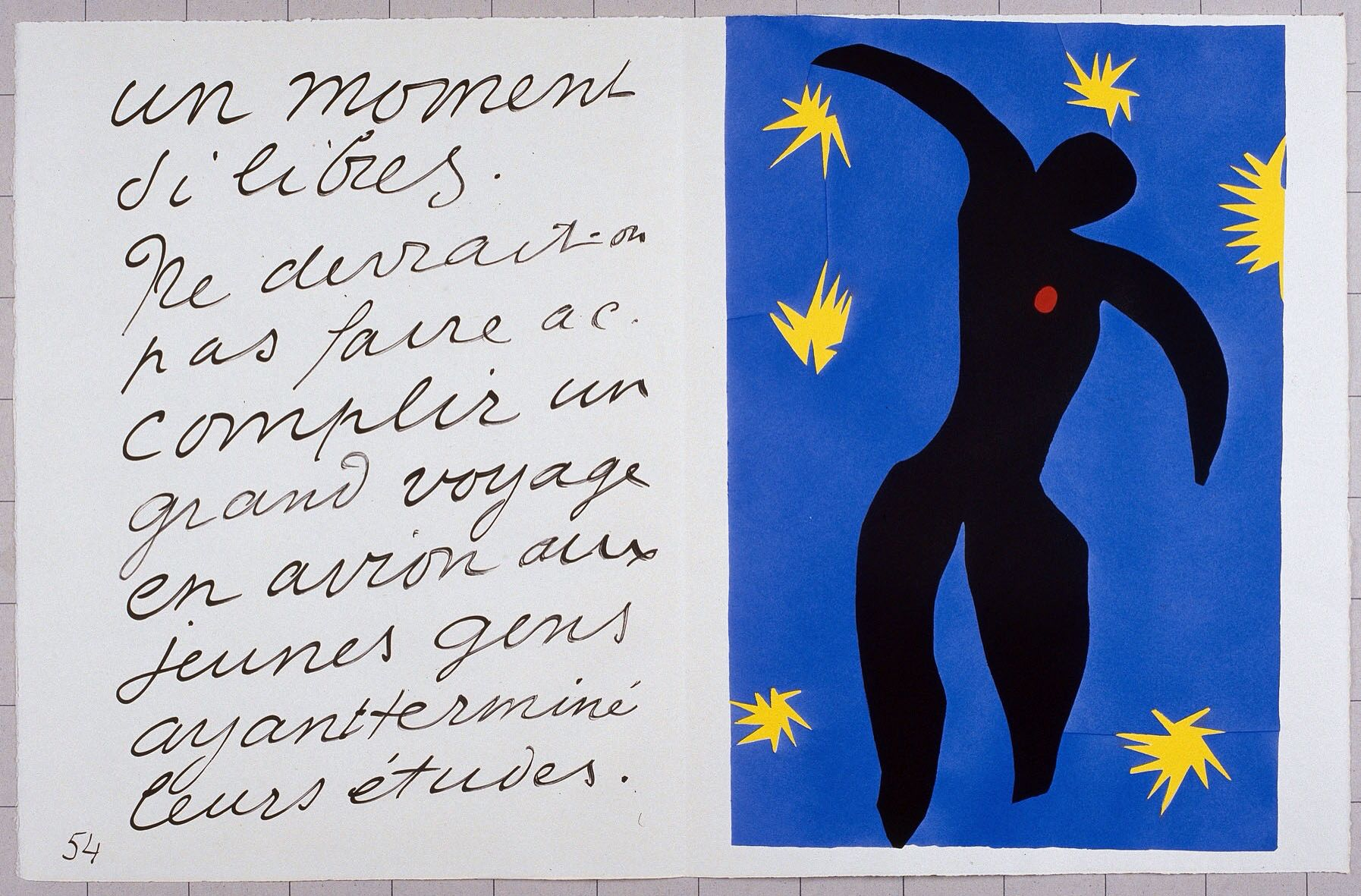 #Matisse you know