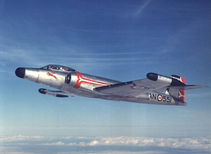 CF-100 Canuk