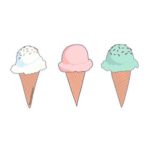 Cute Ice Cream Wallpaper: I Scream For Ice Cream... Well I Really Don't Want To