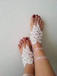 Resultado de imagen para adornos para pies descalzos