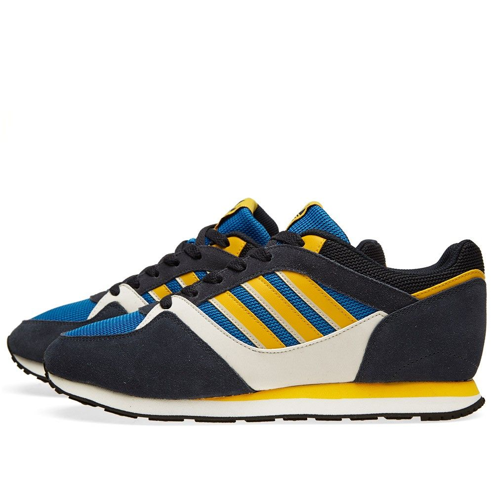 62a725441 Adidas ZX 100 (Blue Bird   Sunshine)