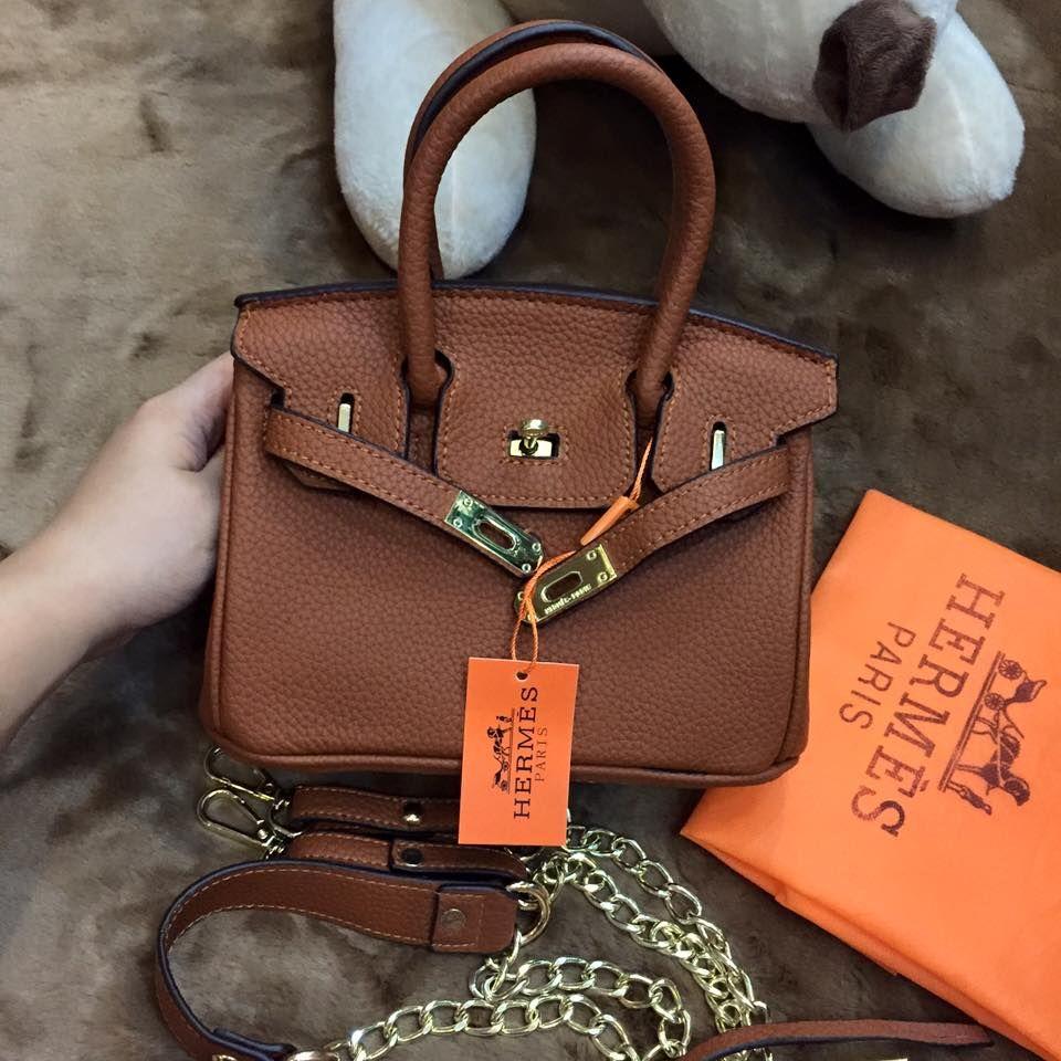 Túi Hermes fake 1 giá bao nhiêu?