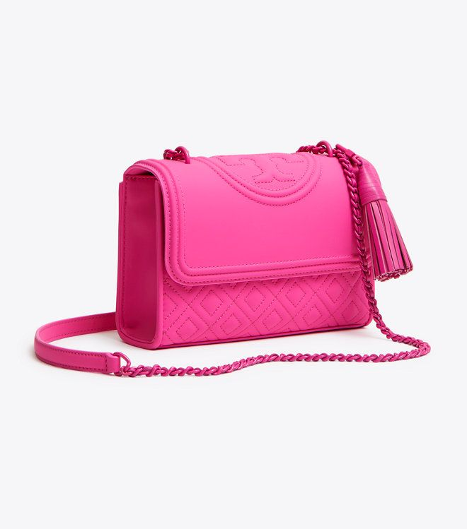 62f6b6876c1 Visit Tory Burch to shop for Fleming Matte Small Convertible Shoulder Bag  and more Womens View All New Arrivals. Find designer shoes, handbags, ...