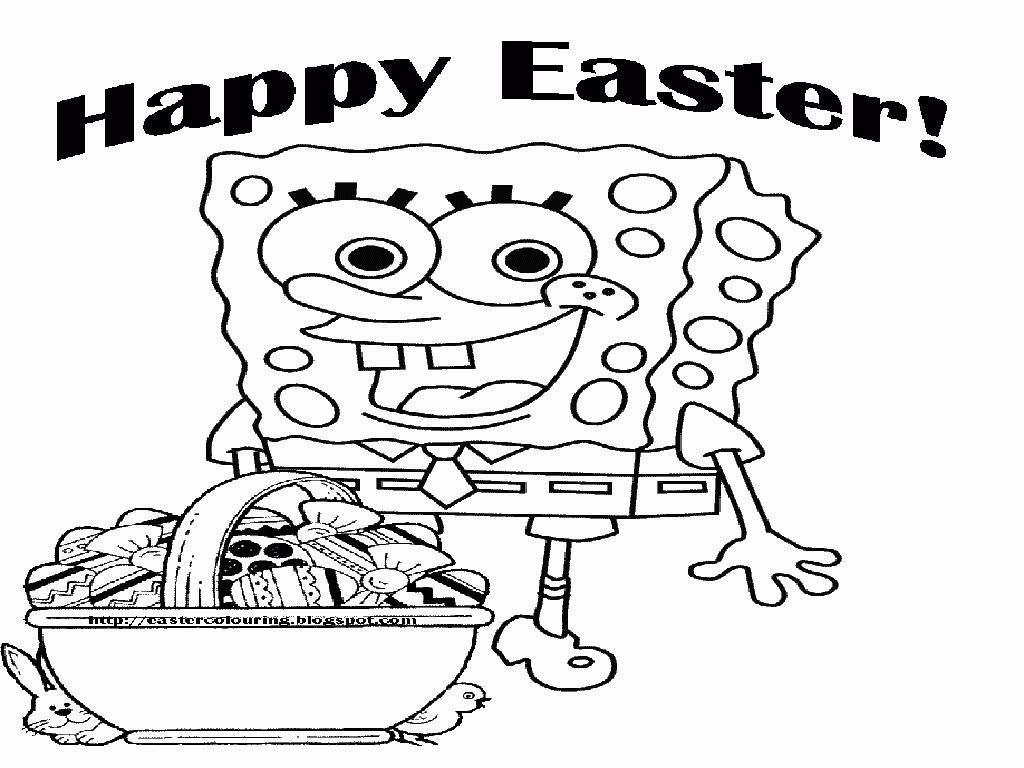 Easter Coloring Pages Disney