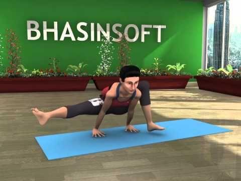 personal trainer  yoga  tittibhasana firefly pose