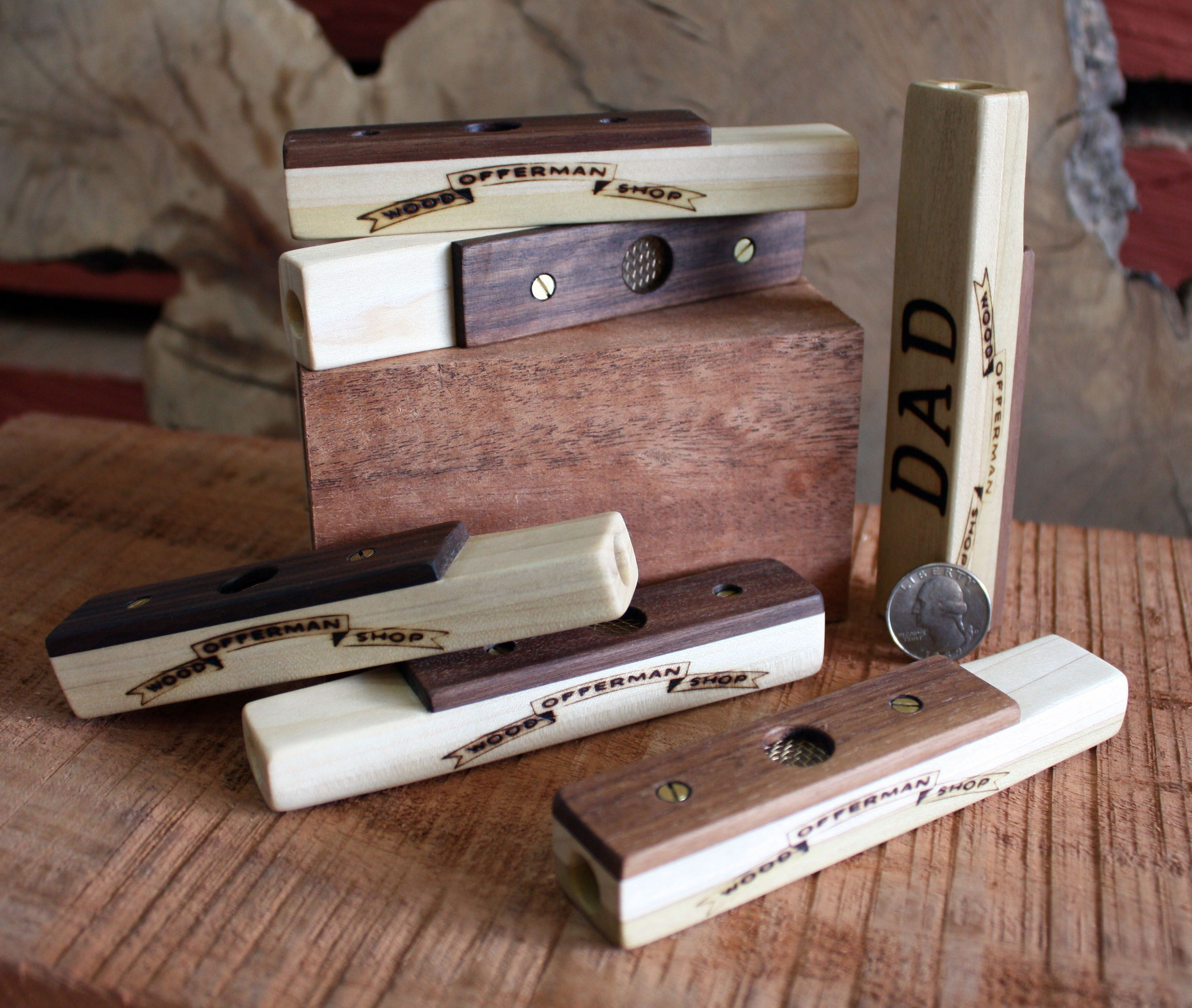 for sale ows wooden kazoo made in the usa. Black Bedroom Furniture Sets. Home Design Ideas