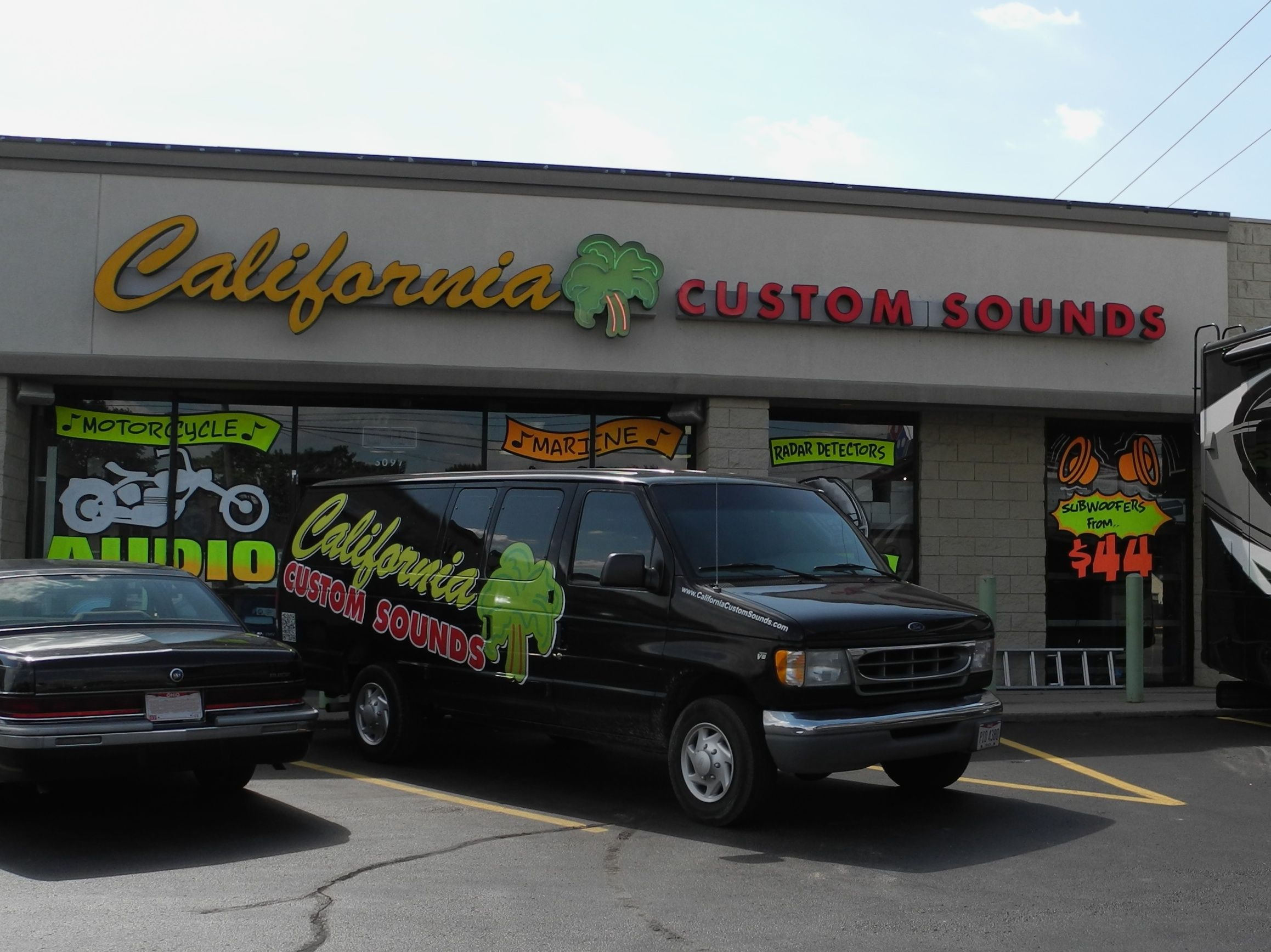 Are you highly-motivated, experienced in car audio, and looking for a new opportunity with stability and growth potential? Then we want to hear from you! California Custom Sounds is growing, and we are currently seeking experienced installation technicians and sales consultants! Visit any of our three locations (Beavercreek, North Dixie/Stereo-In-Dash, and West Carrollton/Moraine) to complete an application. (No phone calls, please!)