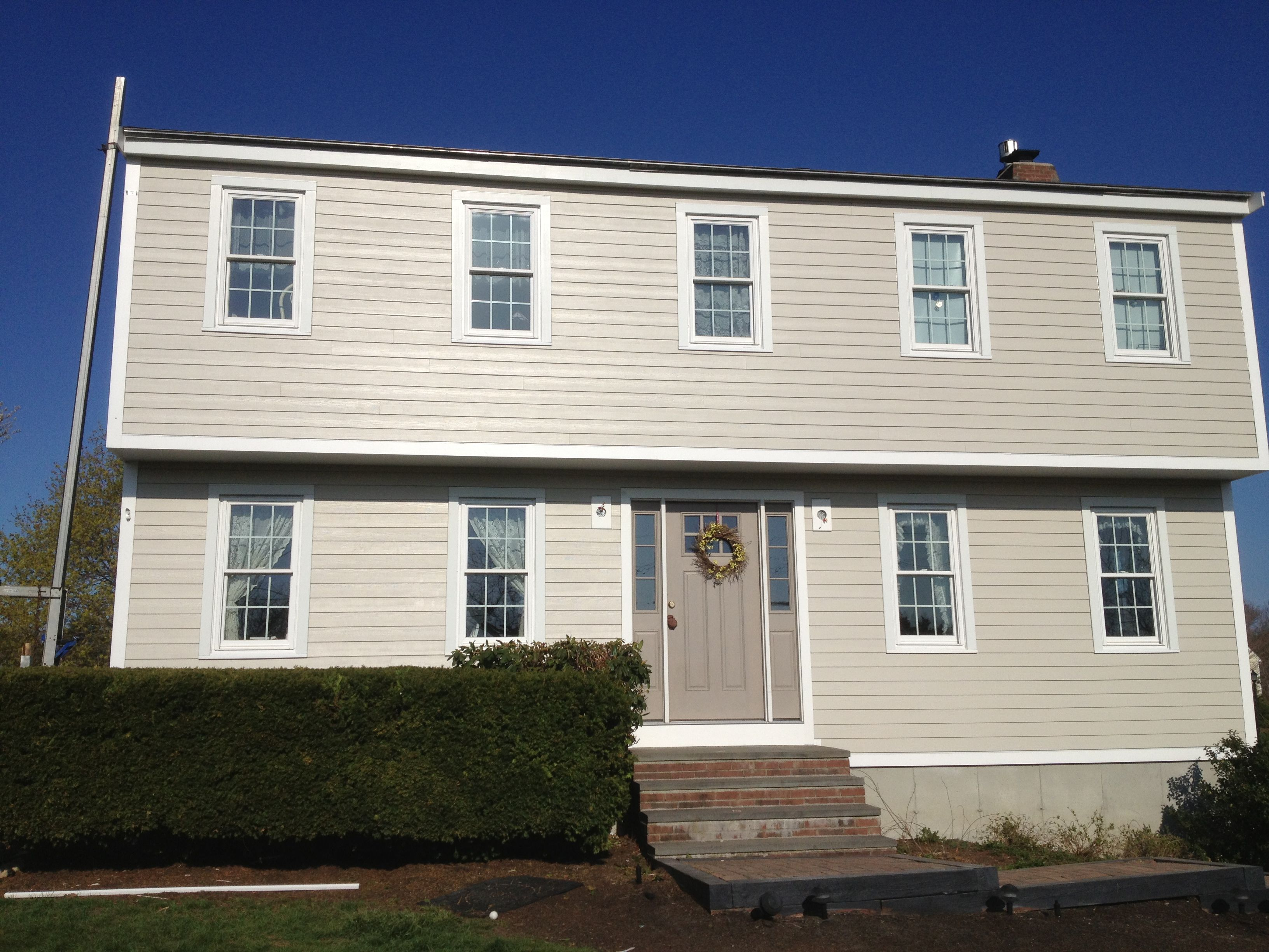 Vinyl siding repair tape - Littleton Ma James Hardie Siding May 2013 This Homeowner Needed A Fresh New Upgrade And