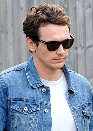 d60f8444b8ad James Franco Sunglass Style