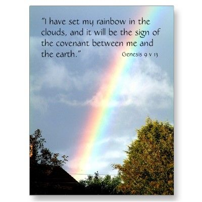 God S Promise The Rainbow Favorite Bible Stories