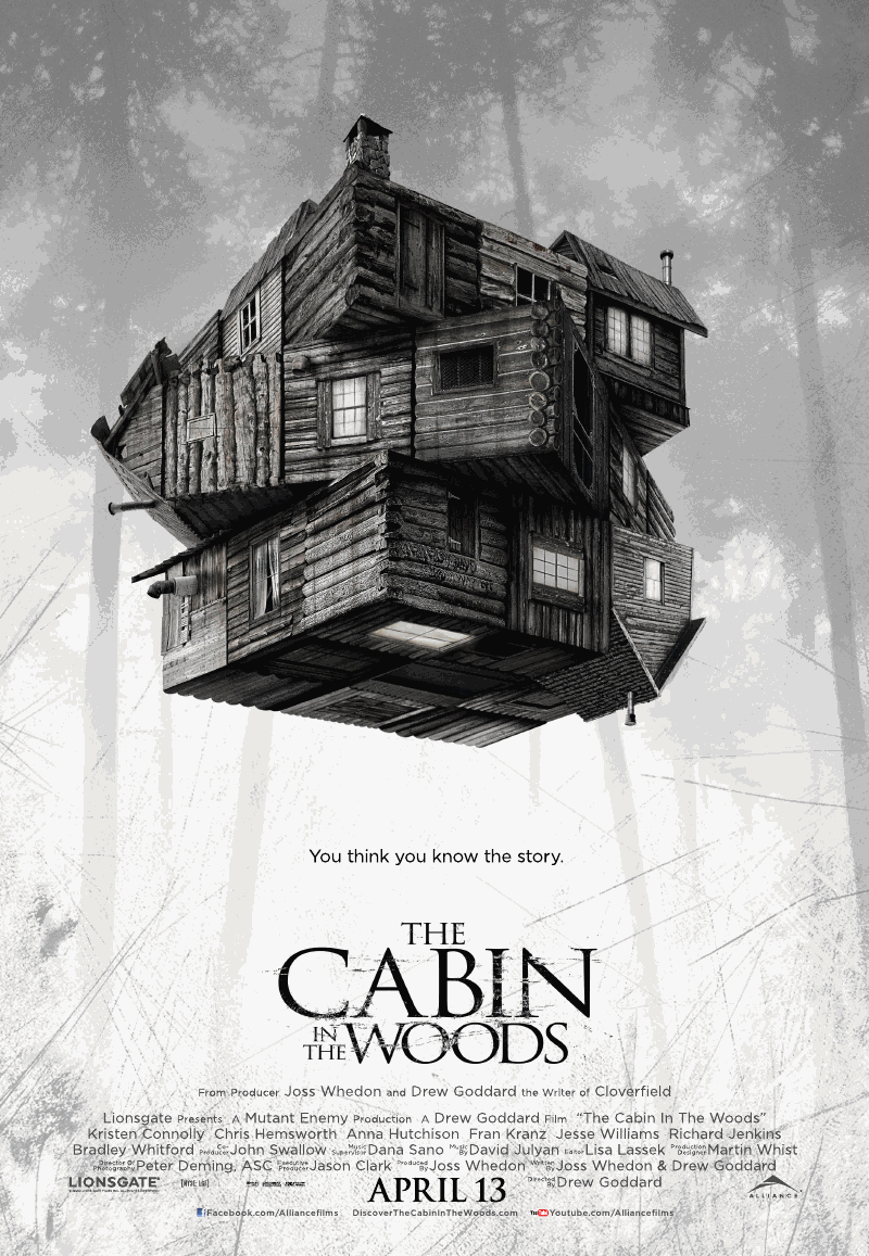 The Cabin in the Woods 2012 Full Movie. Create you free account & you will be re-directed to your movie!!