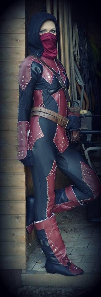cosplay armor Dark brotherhood