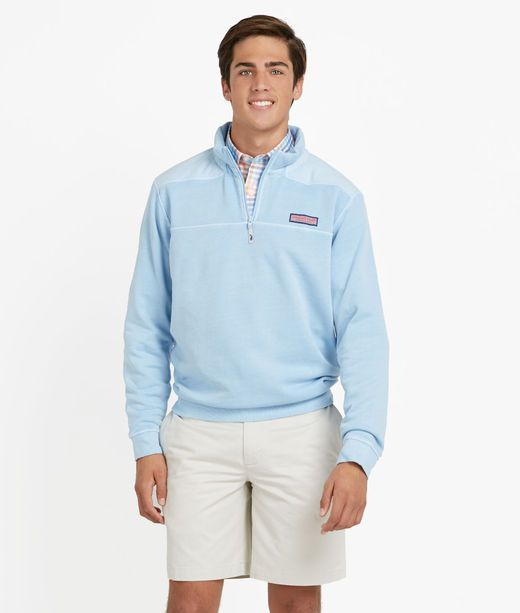 f5f24536 vineyard vines mens shep shirt pullover -This color or Navy -Size: Medium