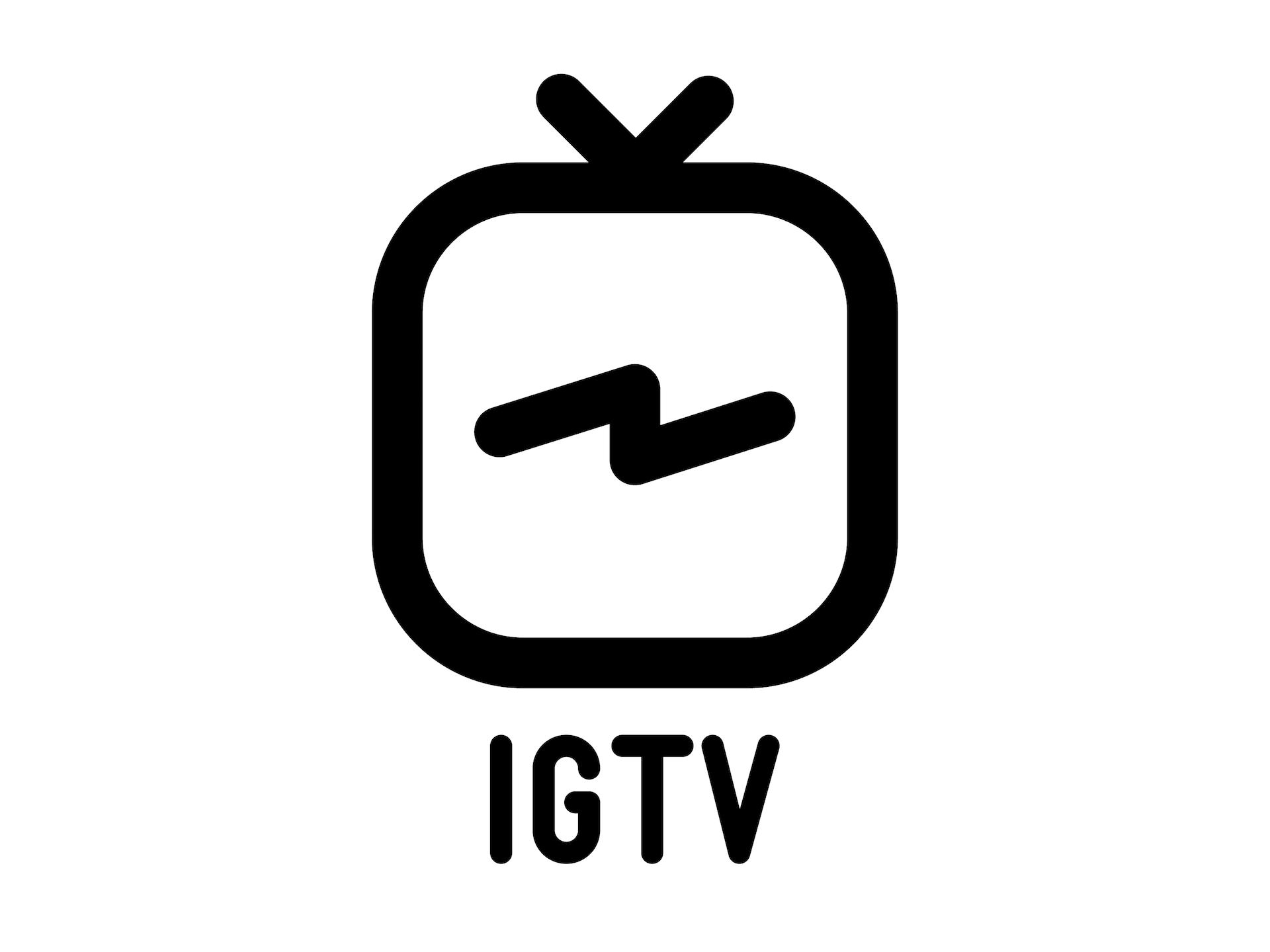 Free Instagram Tv Vector Logo Set Krafti Lab Logo Set Free Instagram Instagram Logo
