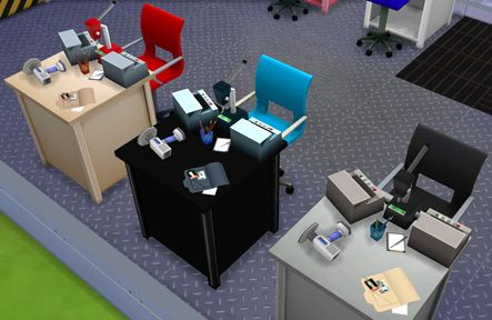 Mod The Sims - Smaller Microscope Alternative Sims 4 CC - new sims 3 blueprint mode