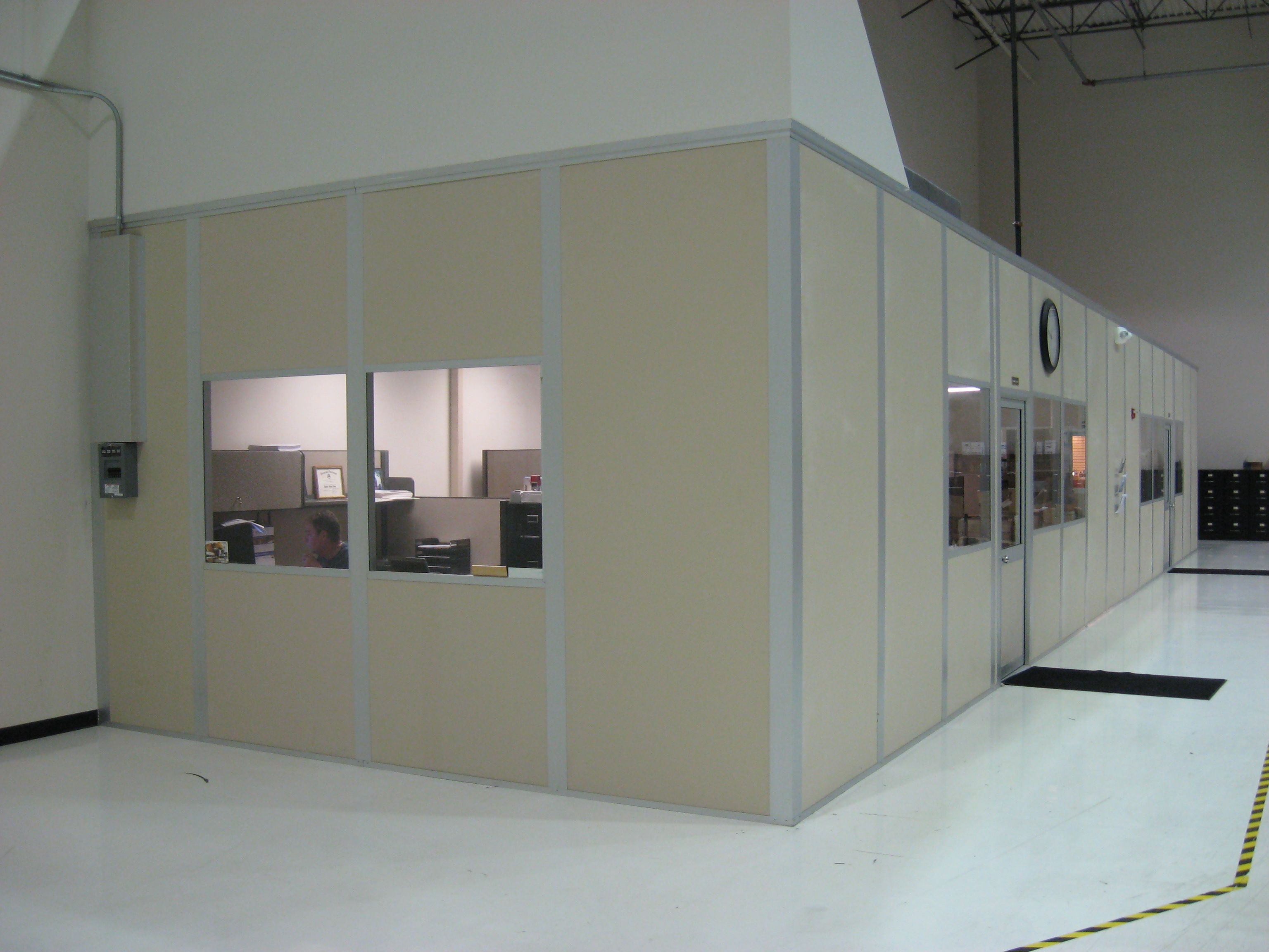 Porta-King modular in-plant offices are an easy way to create ...