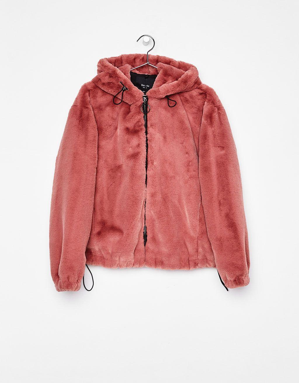 disfruta del mejor precio venta de bajo precio invicto x Chaqueta pelo rosa bershka – Revista de moda popular