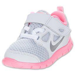 dd20b95a3385 Girls  Toddler Nike Free Run 5 Running Shoes