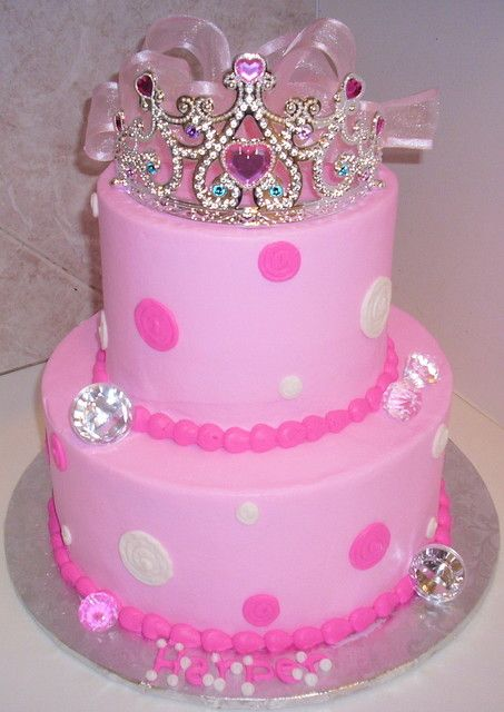 Nd Year Birthday Cake Designs For Baby Girl
