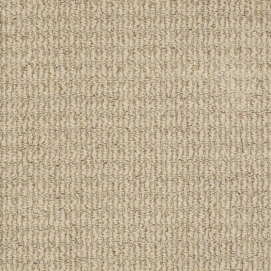 Shop Stainmaster Trusoft Canyon Berber Carpet At Lowes Com