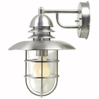 Coastal Outdoor Lighting Mesmerizing Lite Source Ls1468Sts Lamppost 1 Light Outdoor Wall Lamp In
