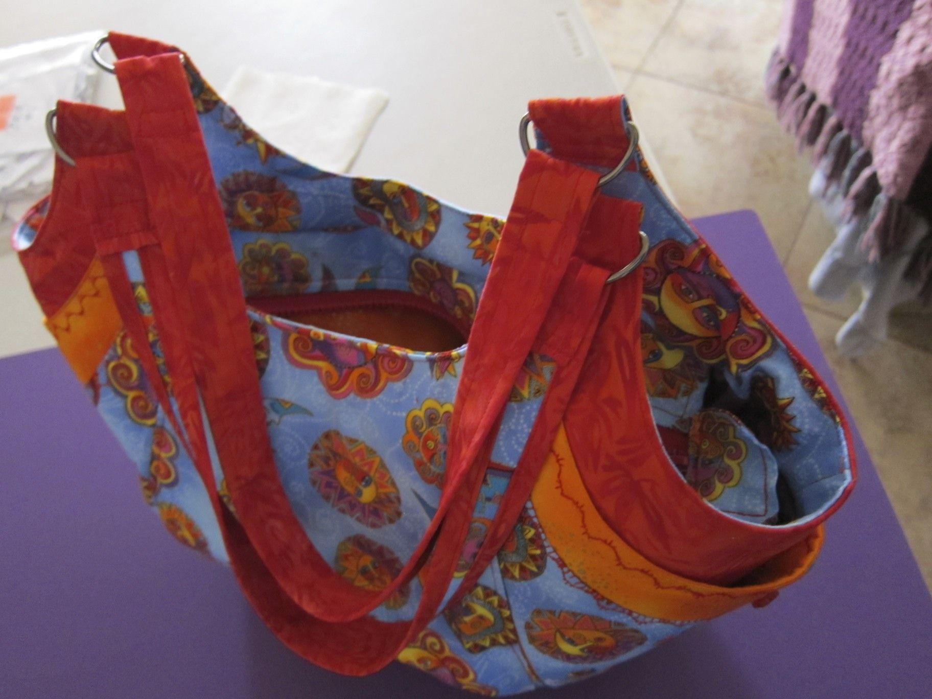 Quattro purse from StudioKatDesigns.com