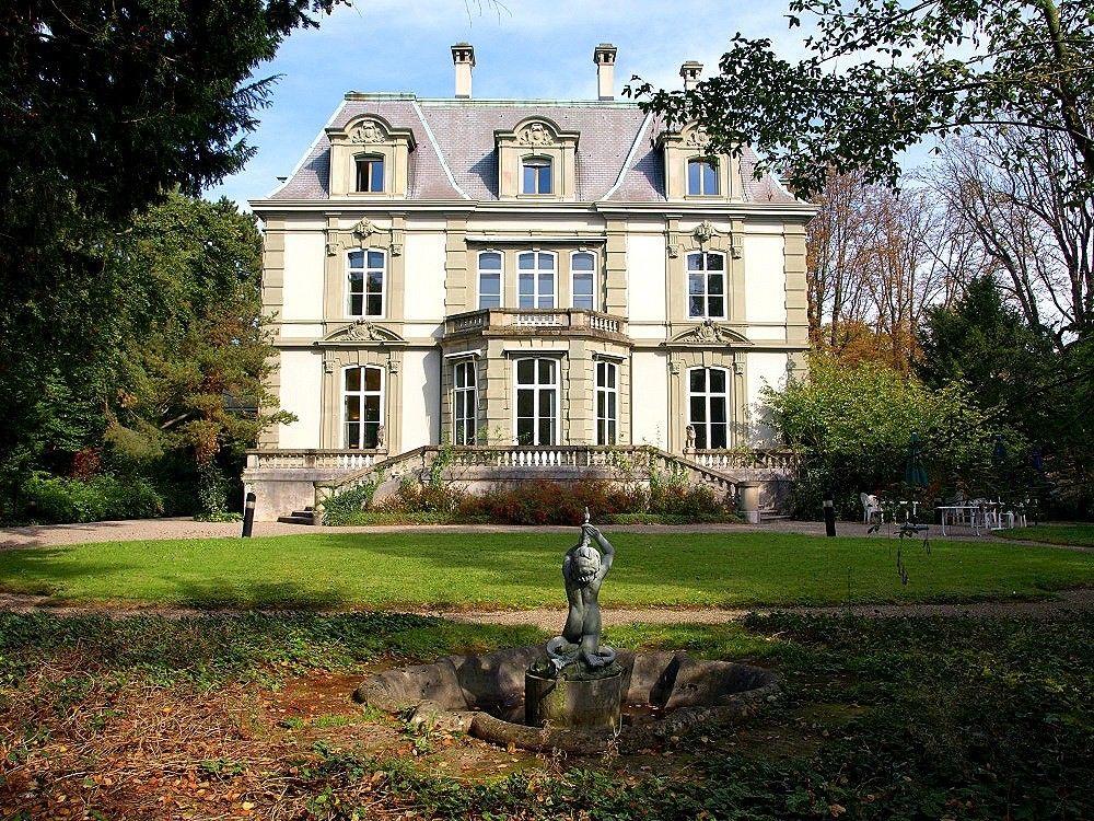 Alte Villa von Willy Trautwein Living dreams