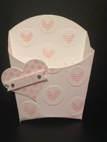 NowStamp: Valentine's Day French Fry Boxes
