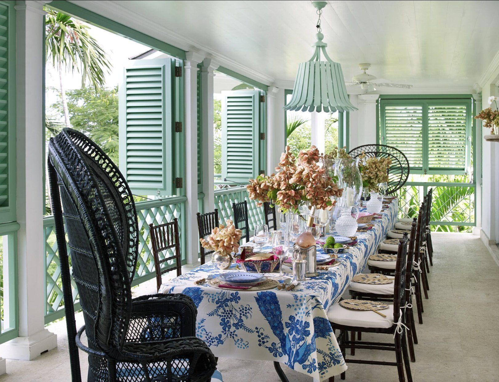 Blue and White Home A Blog Devoted to Interiors in 2020