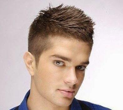 Men's New Short Hairstyles 2014