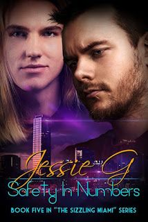 Carly's Book Reviews: Jessie G. Safety In Numbers: #CoverReveal #Excerpt # Giveaway @JessieGBooks