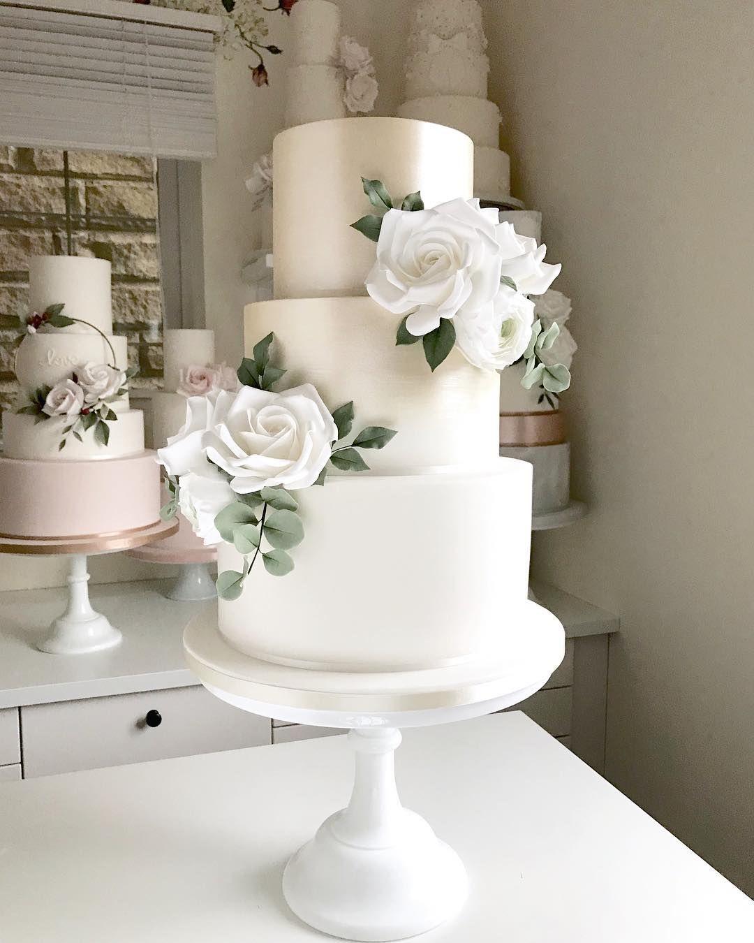 210 3 Tier Cakes Ideas In 2021 Beautiful Cakes Cupcake Cakes Wedding Cakes