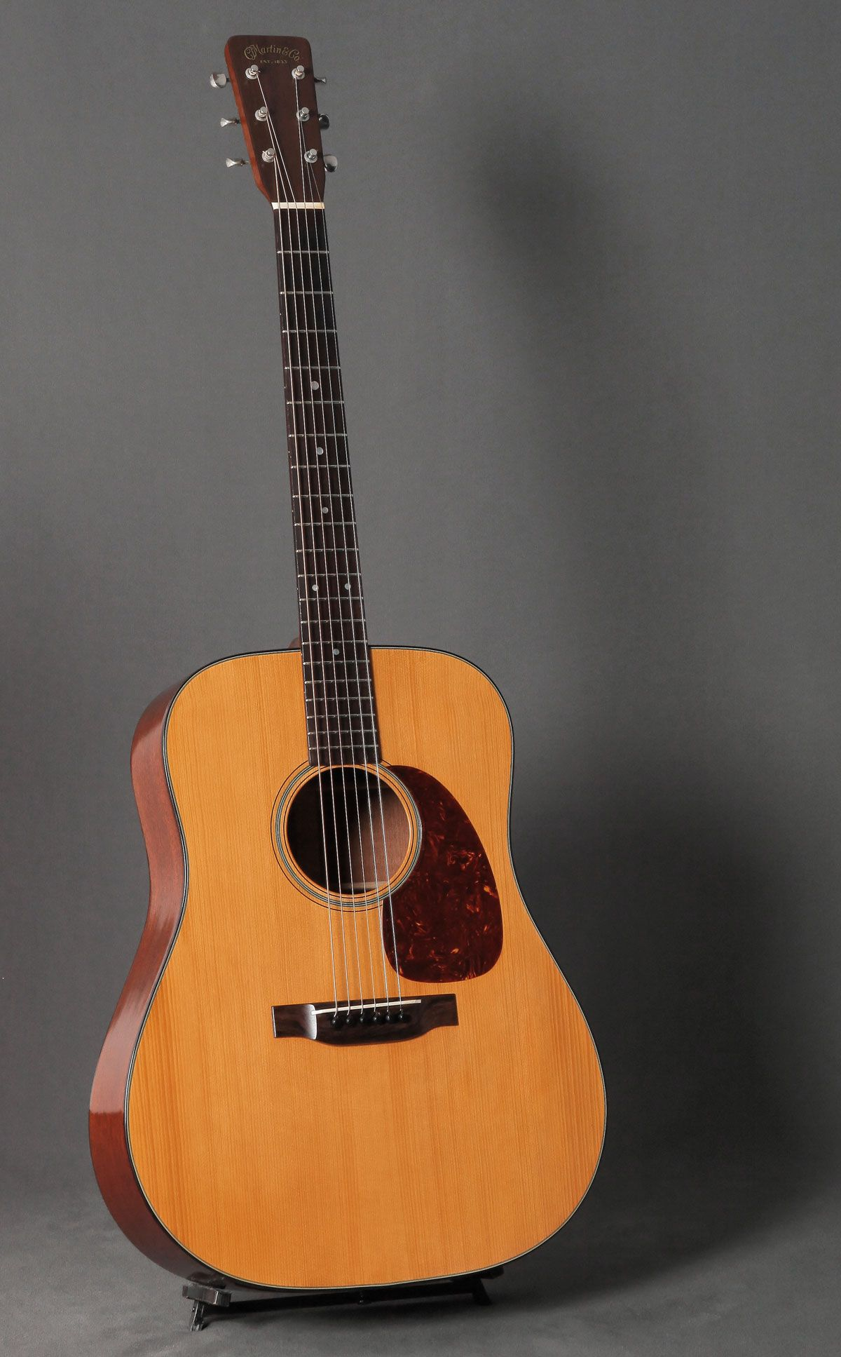 Martin D 18 1953 Pristine Condition Acoustic Guitar Electro