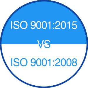 Comparaison, chapitre par chapitre, des versions 2008 et 2015 de la norme ISO 9001.…