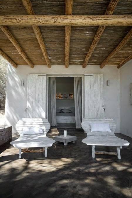 mediterraneanfeel:  Can Stanga on Formentera island -Spain
