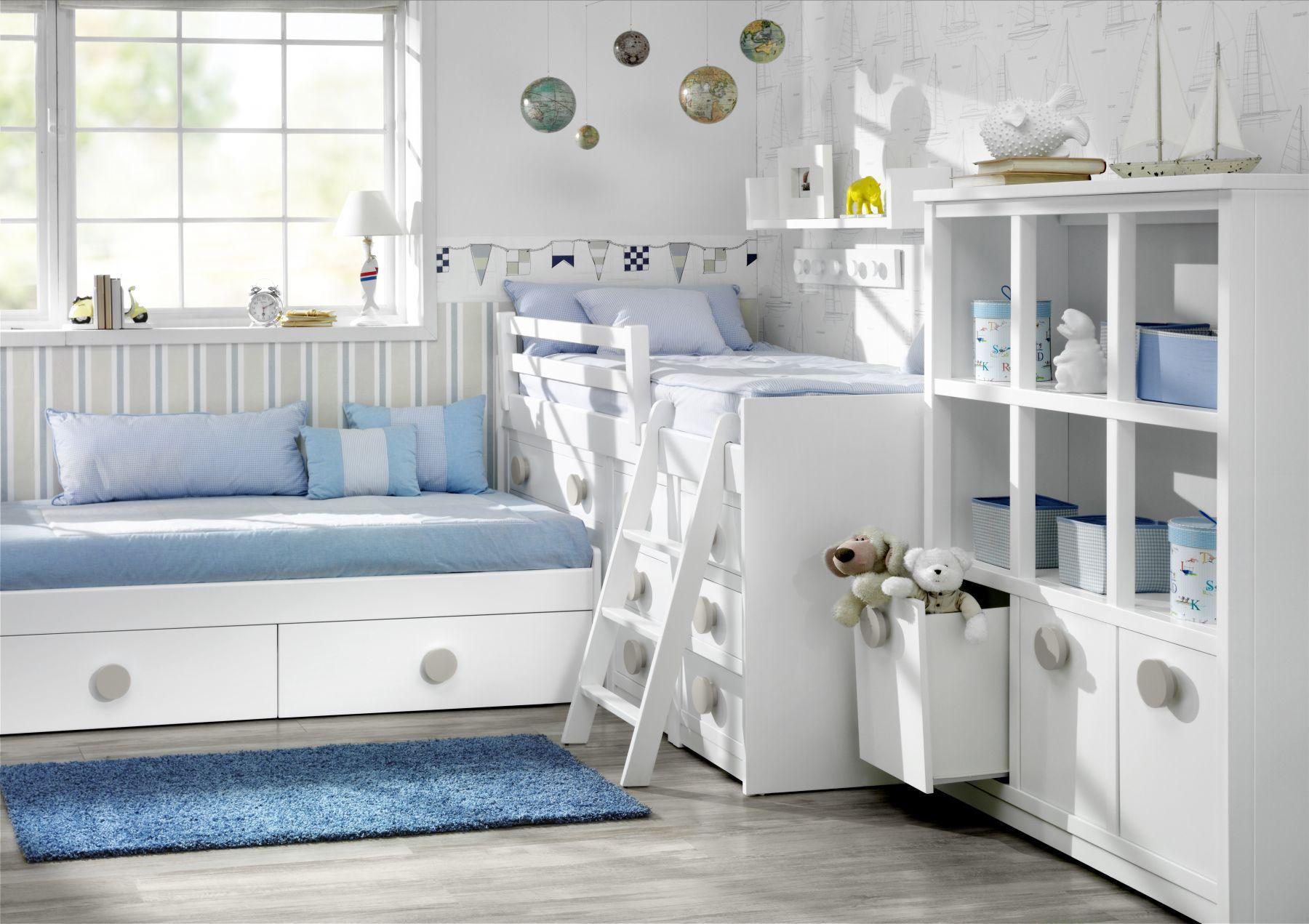 Muebles juveniles sevilla gallery of de dos en dos with for Mobiliario dormitorio infantil