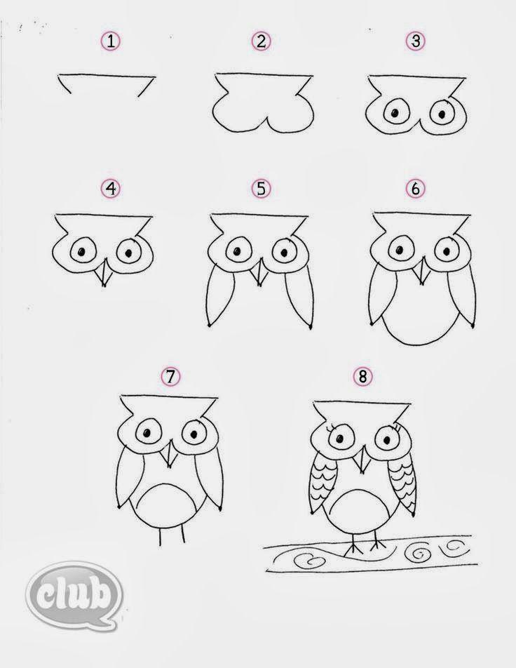 Kolay Hayvan çizimleri Hayvan Resimleri çizim Teknikleri