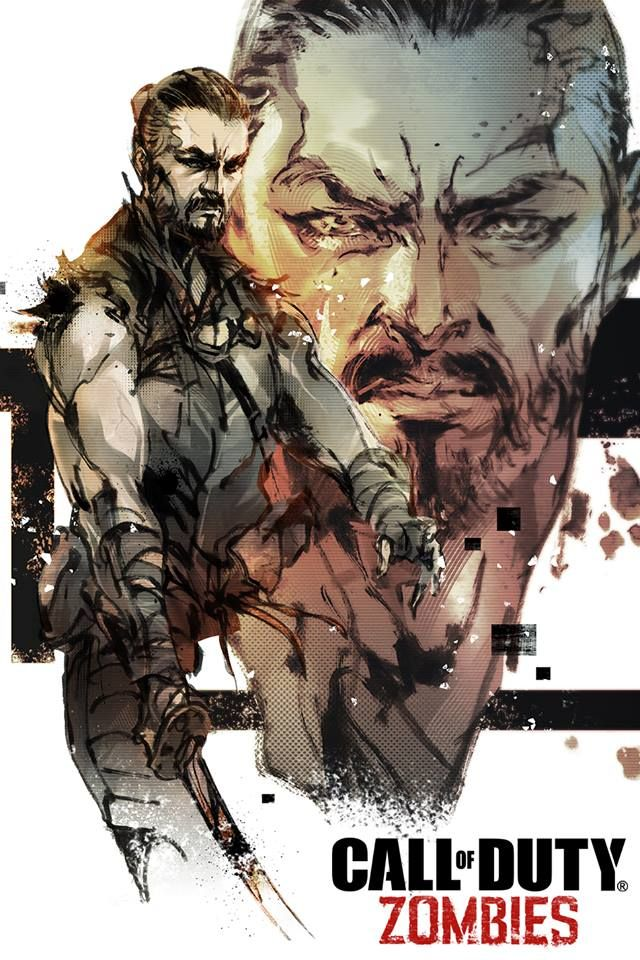 Activision Comissions Mgs Artist Shinkawa For New Cod Art