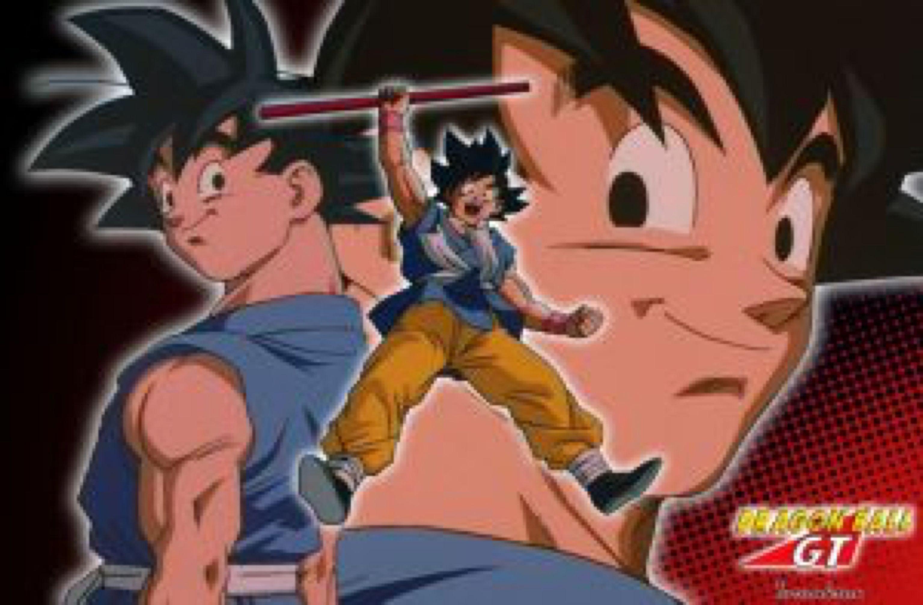 Son Goku Dragon Ball Gt Wallpaper By Turunksun By Turunksun