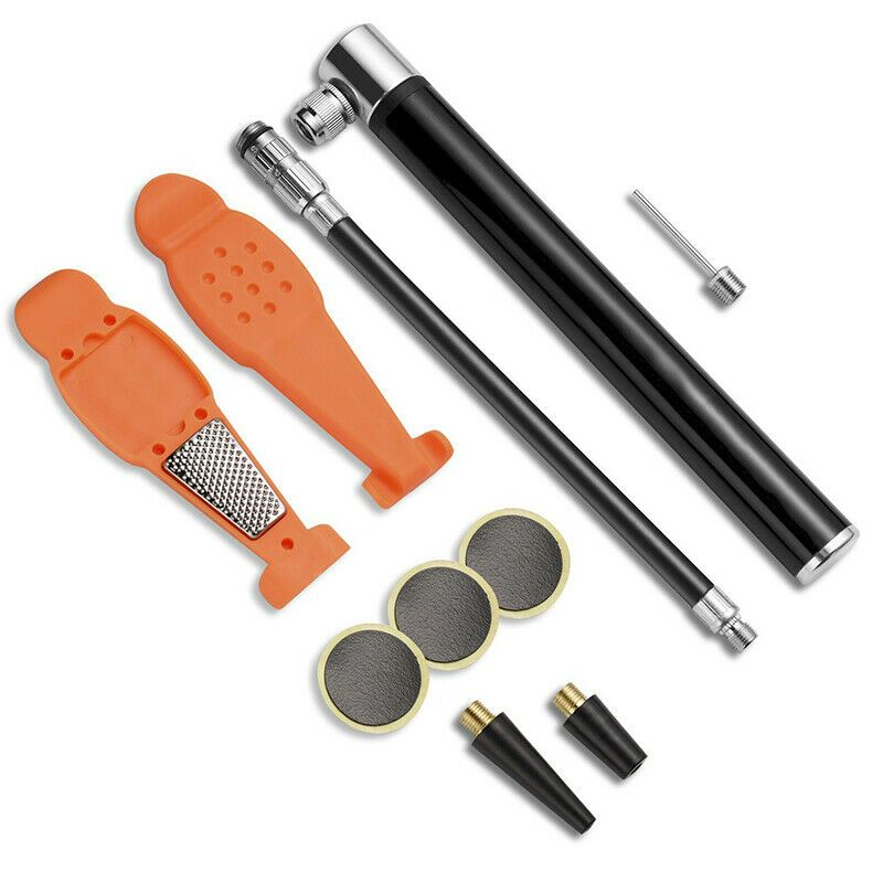Sponsored Ebay Cycling Accessories 1 Set Ball Needle Air Pump