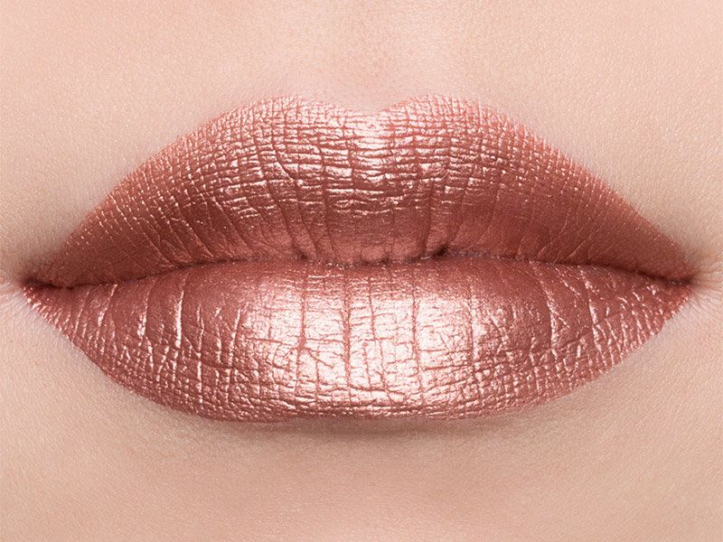 Jouer Cosmetics Long-Wear Lip Crme In Rose Gold  Make-Up -4758