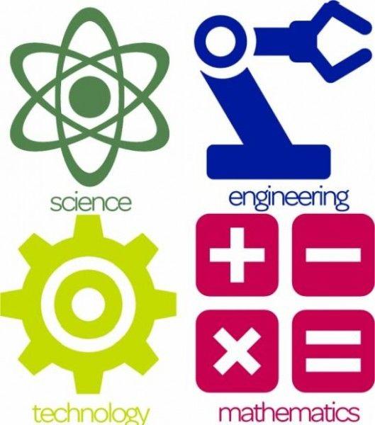 Stem School Design: Logo - Hands On Heart