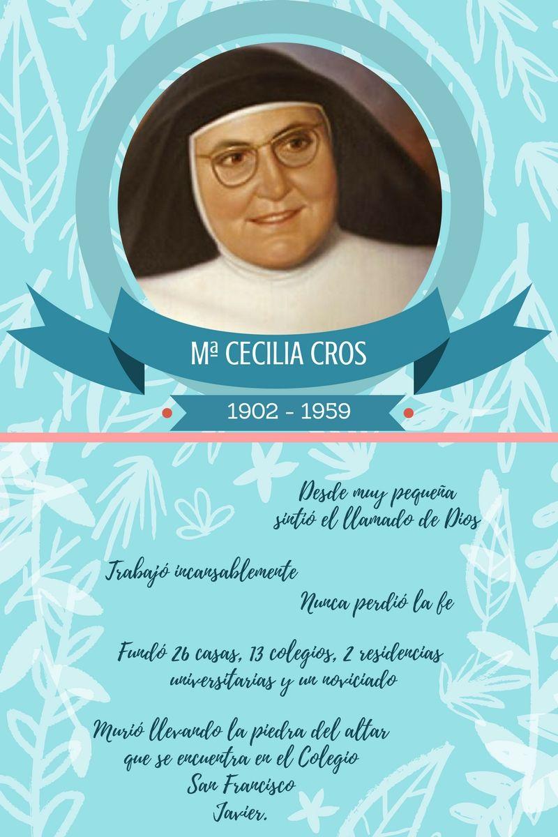 Hechos Mas Relevantes De La Vida De La Inalcanzable Madre Cecilia